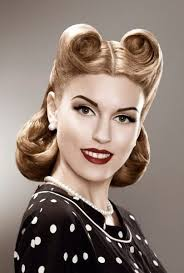 29 best vintage hairstyles images on pinterest vintage