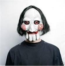 Saw Costume Saw Jigsaw Mask And Costume M L Amazon Co Uk Toys U0026 Games