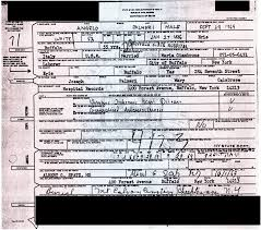birth certificate correction sample letter death certificate genealogy and jure sanguinis death certificate for my great grandfather received from ny
