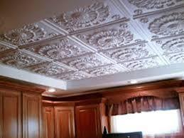 decorative ceiling panels drop ceiling ideas for basement drop