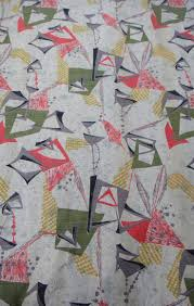 Mid Century Patterns by 261 Best Retro Bark Cloth Funkiness Images On Pinterest Retro