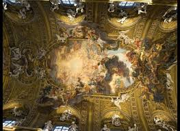 church ceilings 5 roman ceilings better than the sistine chapel huffpost