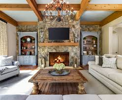 inside look northshore estate family room rustic lux