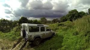 land rover experience defender 4x4 land rover defender off road experience with yorkshire
