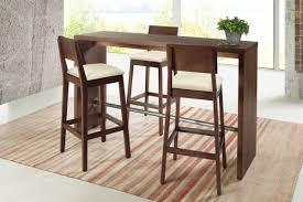 artefama gourmet counter height pub table u0026 reviews wayfair