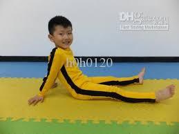 bruce yellow jumpsuit bruce yellow sportswear yellow jumpsuit bruce