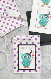 Halloween Printable Paper by Chocolate Owl Pretzels With Halloween Printables Eighteen25