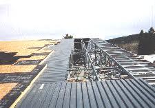 superior truss corrugated decking