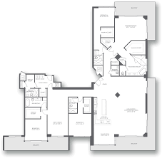 Floor Plans For A Restaurant by Brickell City Centre Style Has No Labels Miami Fl