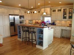 how tall are upper kitchen cabinets how tall are the glass front upper cabinets