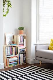 Crates For Bookshelves - 76 best ikea knagglig u0026 andere kisten images on pinterest at