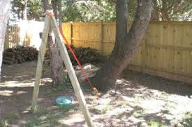 outdoor blog home made 2x4 hammock stand