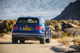 bentley bentayga wallpaper 2016 bentley bentayga cars suv blue wallpaper 1600x1067 893320