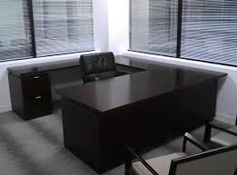 Black Office Desks Black Office Furniture Discoverskylark