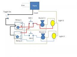 game show buzzer circuit diagram circuit and schematics diagram