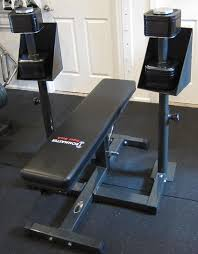 Bench Press Safety Stands Ironmaster Spotting Stand Review