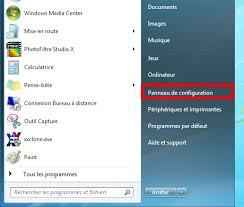 configurer bureau à distance windows 7 contrôler à distance windows sans logiciel supplémentaire