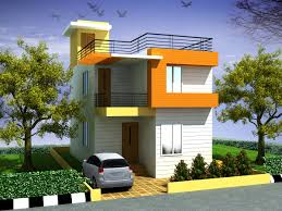 popular small duplex house designs style best house design