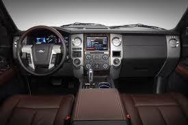 ford bronco 2015 interior 2015 ford expedition platinum review the truth about cars