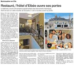 chambres d hotes noirmoutier le général d elbée hôtel spa nuxe noirmoutier en l île voir