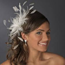 fascinators for hair 186 best wedding hairpieces images on bridal