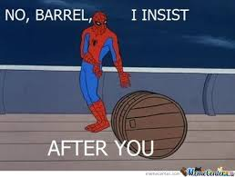 Funniest Spiderman Memes - after thoroughly checking 14 pages of spiderman memes i decided