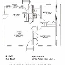 ranch home floor plan 24 x 28 house plans floor plans for ranch homes 24 x 80