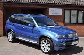 Bmw X5 Blue - 2005 bmw x5 is 7 450