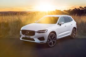 white car volvo xc60 t8 inscription 2018 in the sun wallpapers