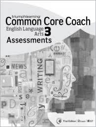 core coach assessments workbook english language arts