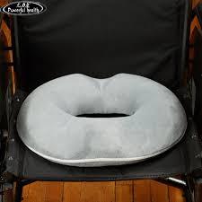 Back Pain Chair Cushion Dmi Convoluted Foam Ring Donut Seat Cushion Pillow For Back Pain