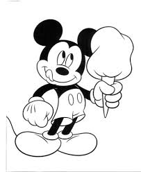 84 mickey mouse coloring pages images draw