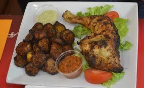 cuisine africaine poulet afrik n fusion un fast food africain et bon marché à
