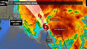Everbank Field Map Hurricane Irma The Storm U0027s Impact On The First Coast