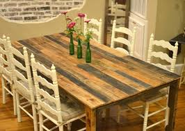 How To Make Dining Room Chairs by 11 Diy Dining Tables To Dine In Style Wooden Pallet Furniture