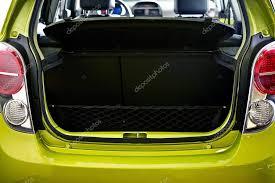 auto mit ladefläche ladefläche kofferraum stockfoto 18230389