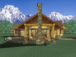 one level home plans single level log home plans homes floor shenandoah plan rocky