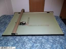Vemco Drafting Table Armslist For Sale Vemco Drafting Machine W Drawing Board