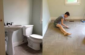 faux wood tile lookalike tile briarwood mocha fauxwood woodtile