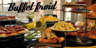 repas de mariage pas cher buffet froid