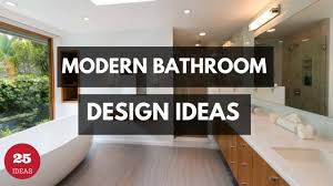 bathroom organizing ideas 25 modern bathroom ideas to create a clean look bathroom decor