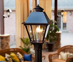 electric lights that look like gas lanterns distribution
