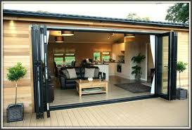 Bifold Patio Doors Seattle Wa Lindal Patio Doors And Bifold Accordian Sound
