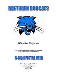 Flag Football Plays 7 On 7 8 Man Spread Offense Quarterback Football Codes