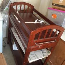 Legacy Changing Table Find More Legacy Baby Nursery Change Table Solid Wood Euc For Sale