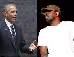 kendrick lamar praises president obama for inviting hip hop into