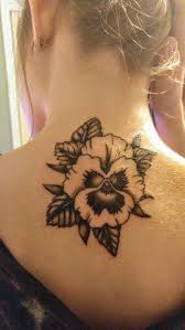 what does flower tattoos really mean best 25 pansy tattoo ideas on pinterest small flower tattoos