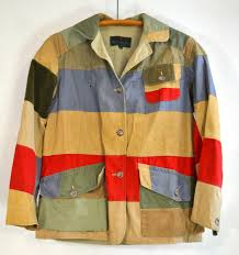Seeking Jacket Seeking Abercrombie Fitch Patchwork Safari Jacket Another