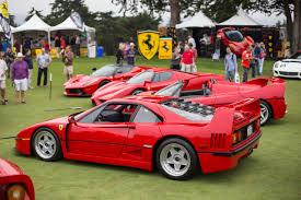 ferrari car 2016 event monterey car week 2016 fabspeed motorsport