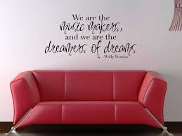 inspirational quote wall decals ideas image of quote wall decals cheap